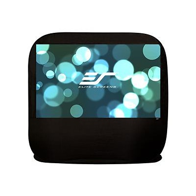 Elite Screens Pop-up Cinema Series POP84H Projector Screen; 84