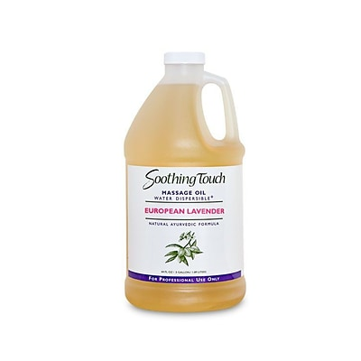 Soothing Touch® European Lavender Massage Oil Gallon