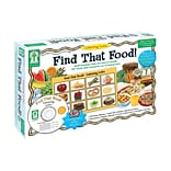 Listening Lotto: Find That Food! Board Game
