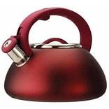 Primula® Avalon Matte Red Whistling Kettle