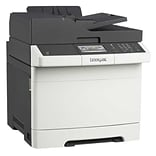 Lexmark™ CX410DE Color Laser All-in-One