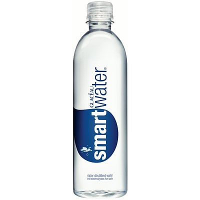Glaceau Smartwater®, 20 oz., 24 Bottles/Pack