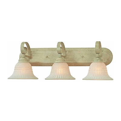 Aurora Lighting A19 Bath Vanity Lamp, Golden Coral(STL-VME713334)