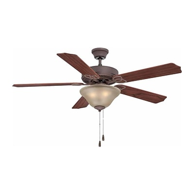 Aurora Lighting 13 Ceiling Fan Antique Bronze (STL-VME961735)