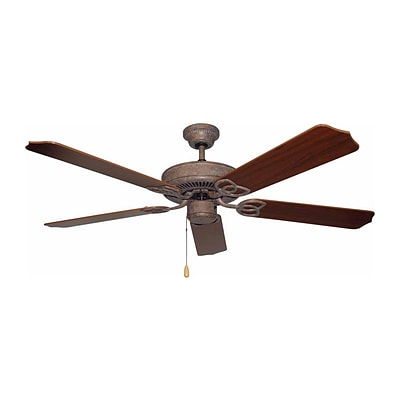 Aurora Lighting 13 Ceiling Fan Prairie Rock (STL-VME761526)