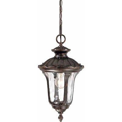 Aurora Lighting A19 Outdoor Pendant Lamp (STL-VME284643)