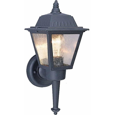Aurora Lighting A19 Outdoor Wall Sconce Lamp (STL-VME585214)