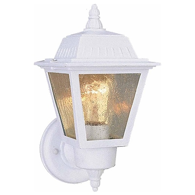 Aurora Lighting A19 Outdoor Wall Sconce Lamp (STL-VME685204)