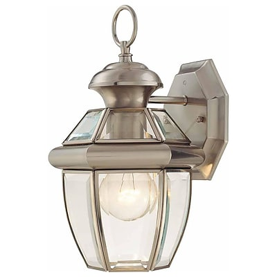 Aurora Lighting A19 Outdoor Wall Sconce Lamp (STL-VME392799)