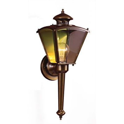 Aurora Lighting A19 Outdoor Wall Sconce Lamp (STL-VME793305)