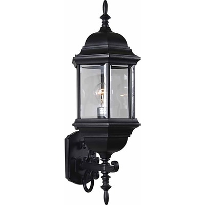 Aurora Lighting A19 Outdoor Wall Sconce Lamp (STL-VME581216)
