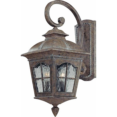 Aurora Lighting B11 Outdoor Wall Sconce Lamp (STL-VME816916)