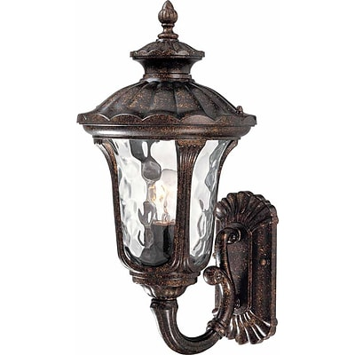 Aurora Lighting A19 Outdoor Wall Sconce Lamp (STL-VME284629)