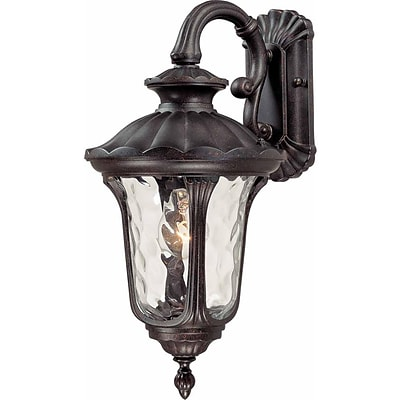 Aurora Lighting A19 Outdoor Wall Sconce Lamp (STL-VME284674)