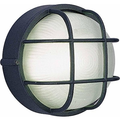Aurora Lighting A19 Outdoor Wall Sconce Lamp (STL-VME587904)