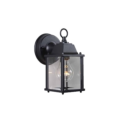 Aurora Lighting A19 Outdoor Wall Sconce Lamp (STL-VME588987)