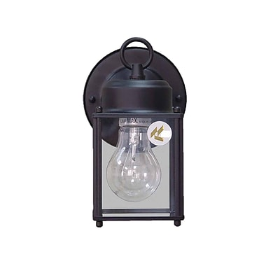 Aurora Lighting A19 Outdoor Wall Sconce Lamp (STL-VME592700)
