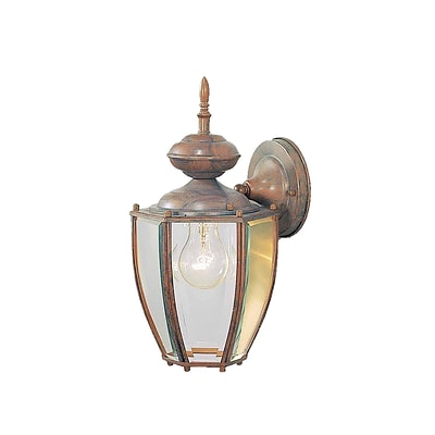 Aurora Lighting A19 Outdoor Wall Sconce Lamp (STL-VME292525)