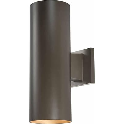 Aurora Lighting A19 Outdoor Wall Sconce Lamp (STL-VME996355)