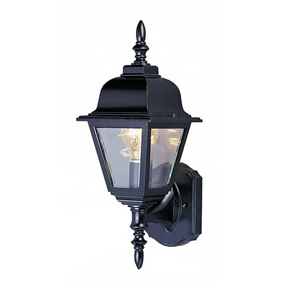 Aurora Lighting A19 Outdoor Wall Sconce Lamp (STL-VME598306)
