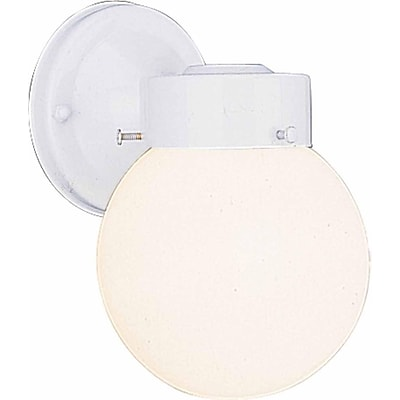 Aurora Lighting A19 Outdoor Wall Sconce Lamp (STL-VME615270)