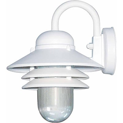 Aurora Lighting A19 Outdoor Wall Sconce Lamp (STL-VME697252)