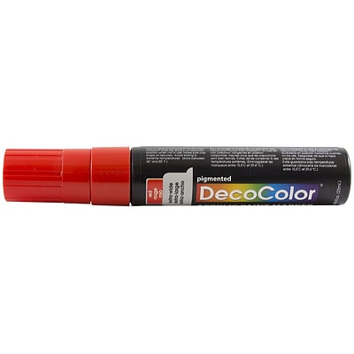 JAM Paper® Jumbo Point Acrylic Paint Marker - Red - Sold Individually