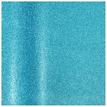 JAM Paper® Glitter Gift Wrapping Paper, 11.5 sq. ft., Aqua Blue Sparkles, Sold Individually (3545305