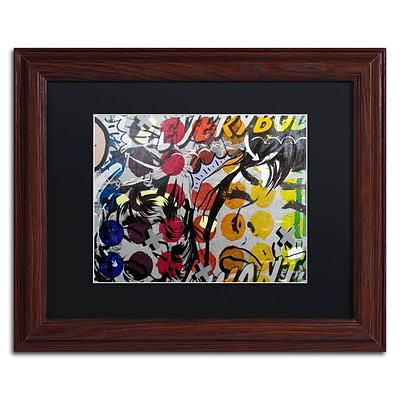 Trademark Fine Art Everybody Wants by Dan Monteavaro 11 x 14 Black Matted Wood Frame (886511779167)
