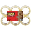 Scotch® 55yd. Clear Packaging Tape