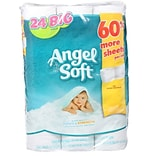Angel Soft 2-Ply Big Rolls Bath Tissue, 24 ...