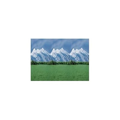 Pacon® Fadeless® Designs Paper, Mountains, 48 x 50 Film Wrapped & Boxed
