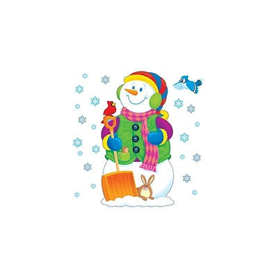Trend® Bulletin Board Sets, Super Snowman