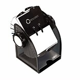 Rolodex Black/Silver Rotary Card File