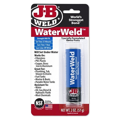 J-B Weld® Water Weld Compounds, Tube