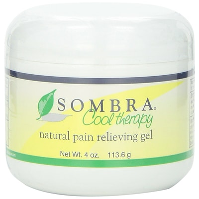 Sombra® Cool Therapy Pain Relieving Gels, 4-oz.
