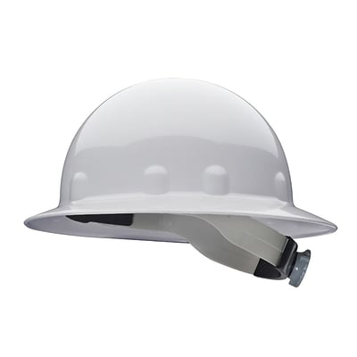 Fibre-Metal SuperEight® Hard Hat, 8 Point Ratchet, White