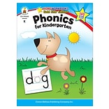 Phonics for Kindergarten Resource Book