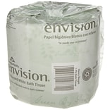 Georgia-Pacific® Envision® Embossed Bathroom Tissue, Inner wrapped, 1-Ply, 80/Ct, 550 Sheets per rol