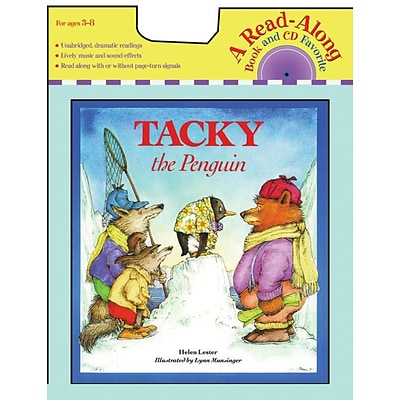 Classic Childrens Books, Tacky the Penguin, Paperback