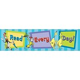 Eureka™ Cat in the Hat Banner; Read Everyday