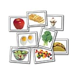 Key Education Publishing® Food Photographic Learning Cards, Grades pre-kindergarten-1st
