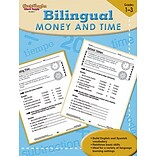 Harcourt Steck-Vaughn Bilingual Math, Money & Time