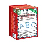 Uppercase Letters Touch & Trace Cards