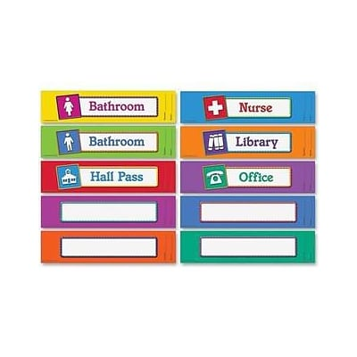 Learning Resources® Magnetic Hall Pass