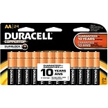 Duracell® Alkaline AA Batteries 24-Pack