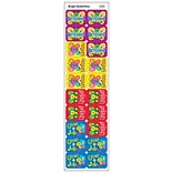 Applause Stickers, Bright Butterflies