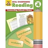 Evan-Moor® Skill Sharpeners, Reading, Grade 4