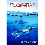 Not all birds are meant to fly…Poster