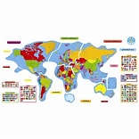 Continents&Countries Bulletin Board Set